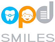 OPD Smiles Orthodontics & Pediatric Dentistry Lucas logo