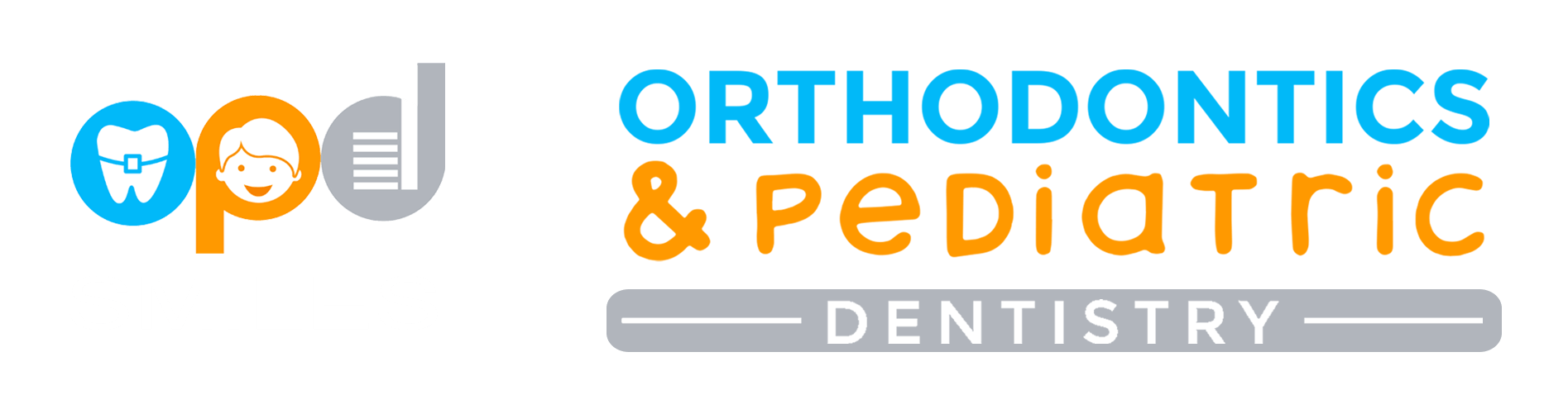 OPD Smiles Orthodontics & Pediatric Dentistry logo